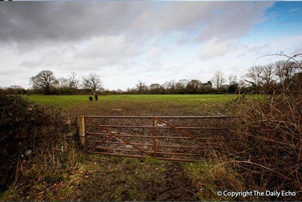 land at Loperwood Lane
