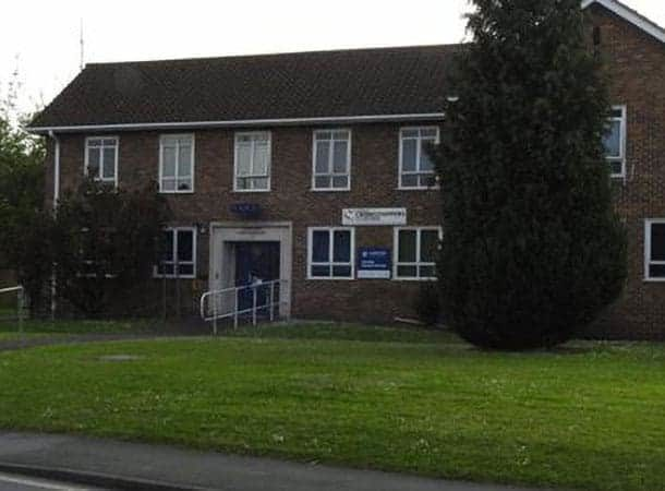 Totton Police Station