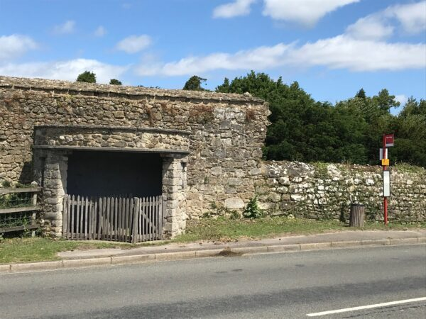 Ye Ancient Bus Shelter......